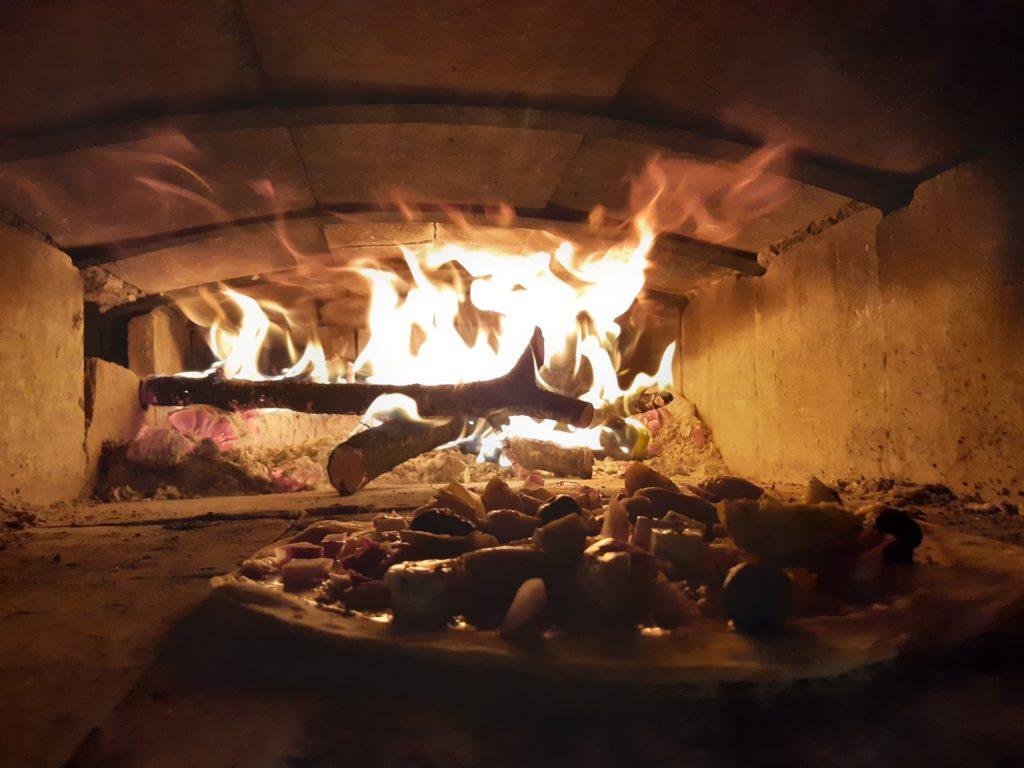 Soirée Pizza au feu de bois